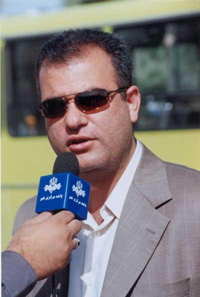 مصاحبه با دکتر بحرینی مقدم، شهردار آبادان
