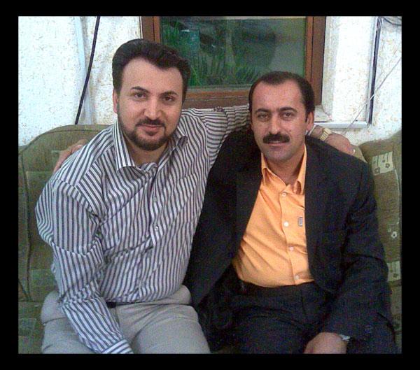 شاهرخ مهتابی(بهرام مهتابی) به همراه دیدار محمودی، خوانندهء بختیاری