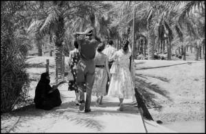 گردش خانوادگی در نخلستان های آبادان