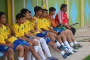 برپایی پایگاه استعداد یابی مدرسه فوتبال صنعت نفت آبادان در مینوشهر