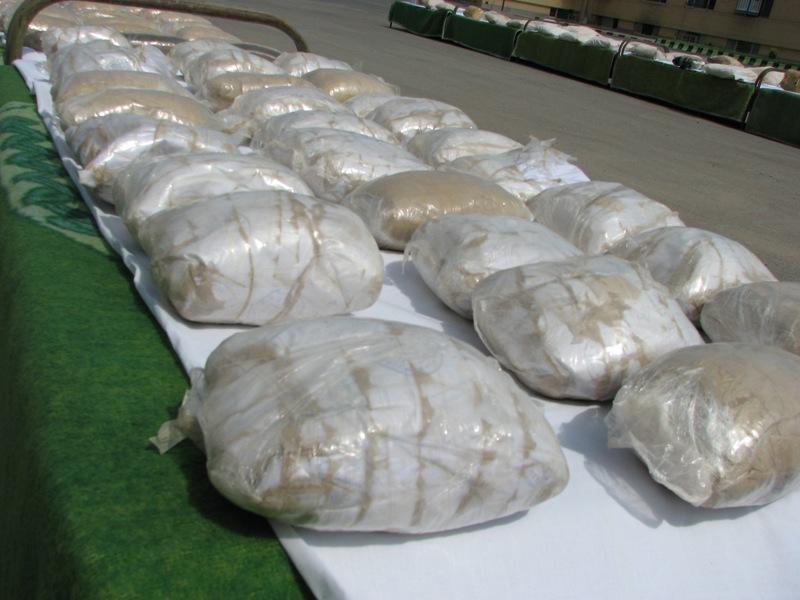 ترانزيت مواد مخدر از طريق خليجفارس