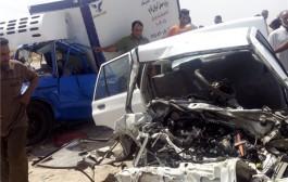 4 کشته و 2 مصدوم در تصادف خونین جاده چوئبده به آبادان