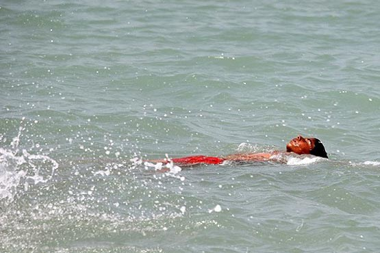 جوان آبادانی در بهمنشیر غرق شد