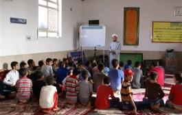 اجرای طرح غنیسازی اوقات فراغت در مساجد آبادان