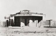 قدیمی ترین پمپ بنزین خاورمیانه در آبادان بازسازی می گردد