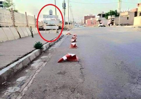 نیروی انتظامی: تخریب علایم راهنمایی در خوزستان بر اثر گرما واقعیت ندارد