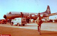 عکس کمتر دیده شده از فرودگاه آبادان حدود 60 سال پیش