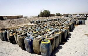 قاچاق سوخت در آبادان