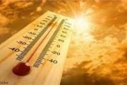افزایش دما در آبادان