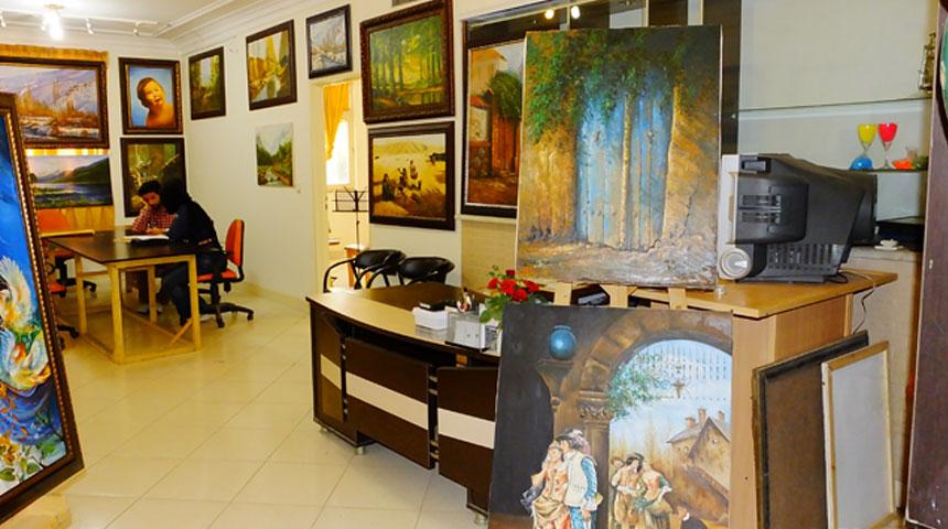 وجود 8 آموزشگاه فعال هنری در آبادان