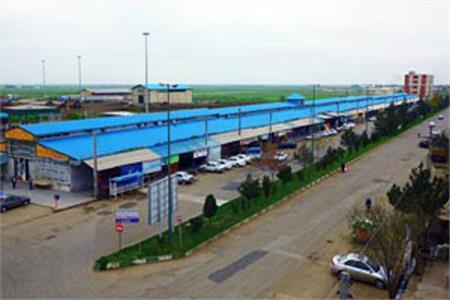 30 غرفه برای راه اندازی بازارچه مرزی اروندکنار ساخته شد