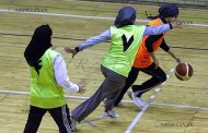 تیم بسکتبال بانوان نفت آبادان به لیگ برتر راه یافت